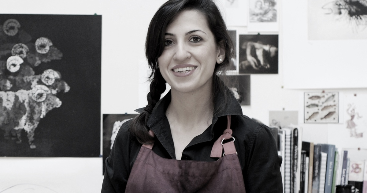 Marjan seyedin biography galerie documents 15 - Ecole national superieur des arts decoratifs ...