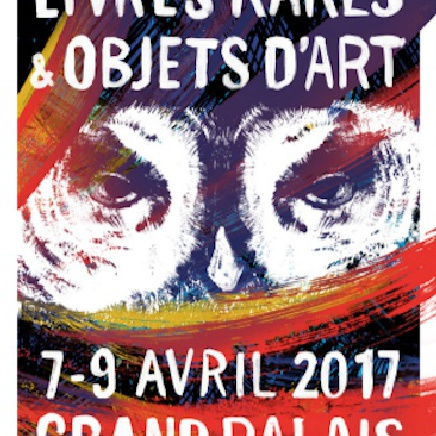 Salon International du Livre Rare & de l'Objet d'Art 2017